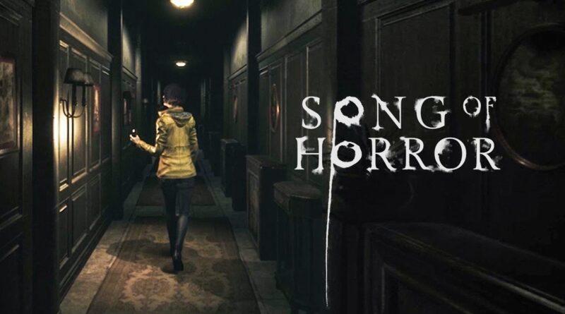 Song of Horror - Il carillon dell'orrore- Recensione
