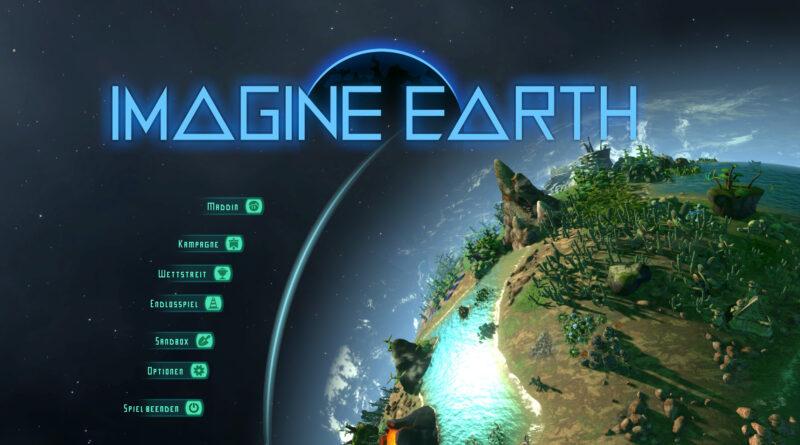Imagine Earth ha finalmente una data di rilascio su Steam