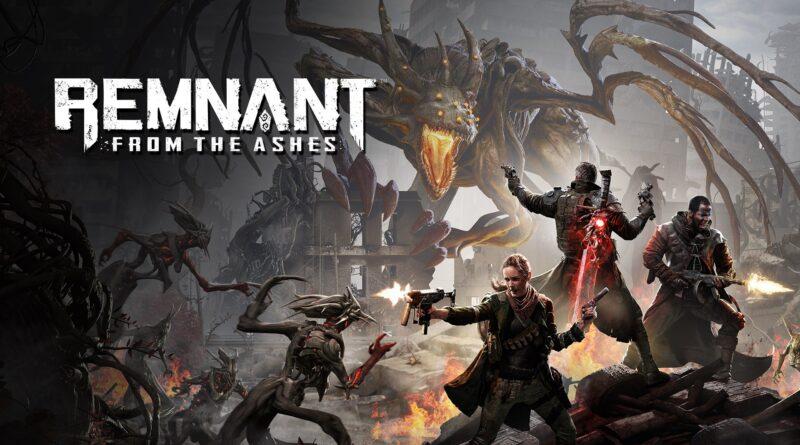 Remnant: From the Ashes riceverà l'aggiornamento per PS5 e Xbox Series X / S il 13 maggio