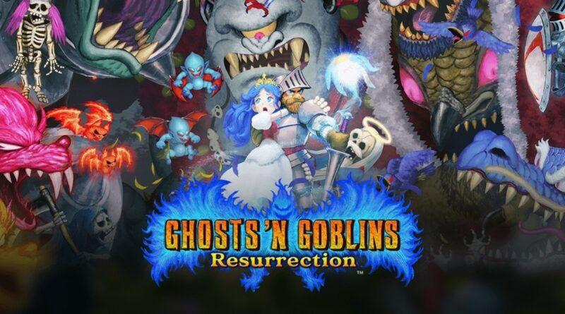 Ghosts 'n Goblins Resurrection – PS4 Recensione