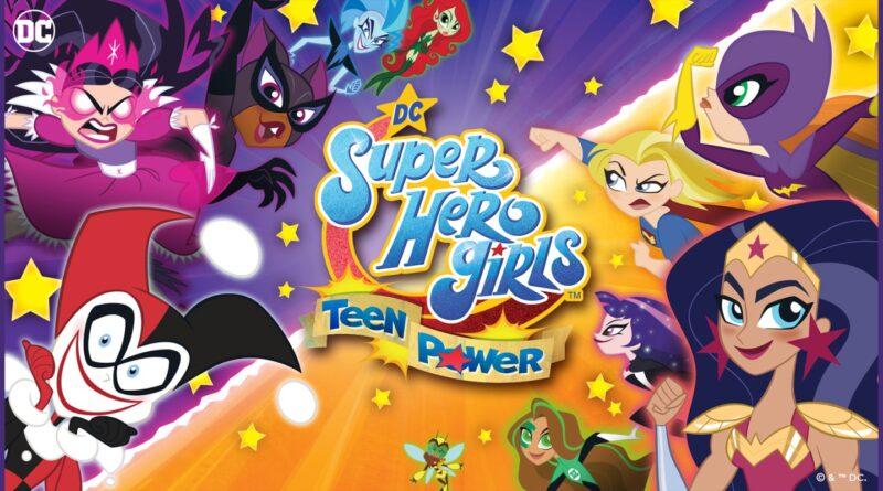 DC Super Hero Girls: Teen Power – Recensione
