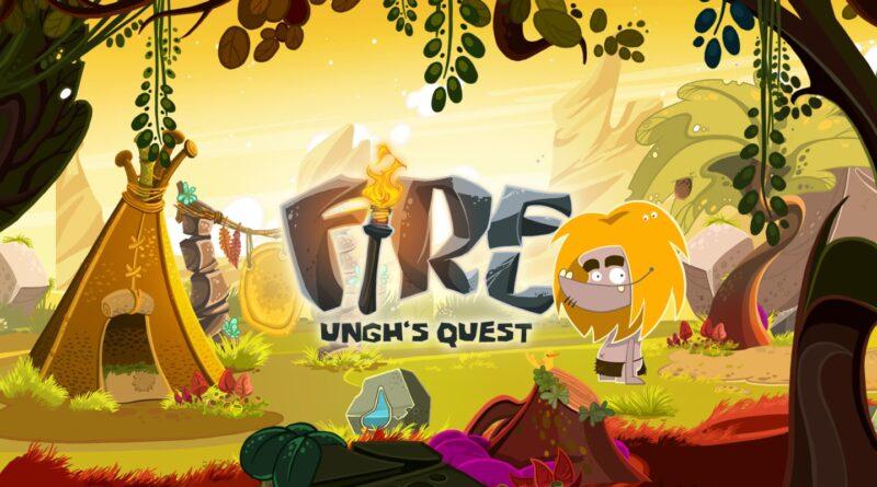 Fire: Ungh's Quest – Recensione (Nintendo Switch)