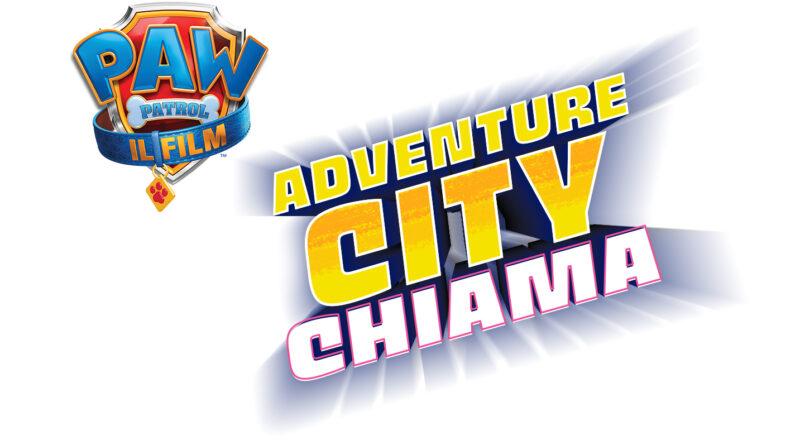 """""""PAW Patrol: Il Film Adventure City chiama"""" sarà disponibile dal 13 agosto per PlayStation, Nintendo Switch, Xbox e PC."""