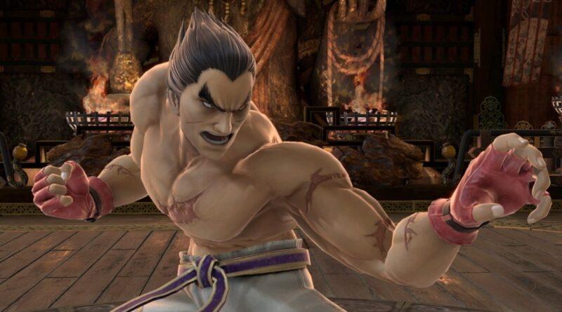 Super Smash Bros. Ultimate: da ora è disponibile Kazuya di Tekken, aggiunti nuovi spiriti