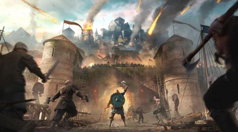 Assassin's Creed Valhalla: L'Assedio di Parigi E3 2021