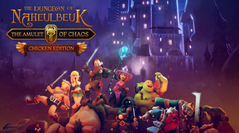 The Dungeon of Naheulbeuk recensione