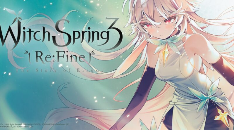 WitchSpring3 Re
