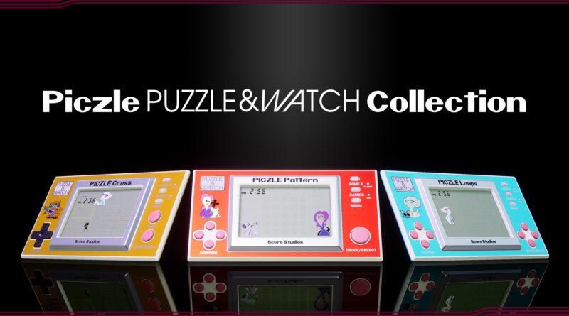 """""""Piczle Puzzle & Watch Collection"""" uscirà per Nintendo Switch il 29 luglio!"""