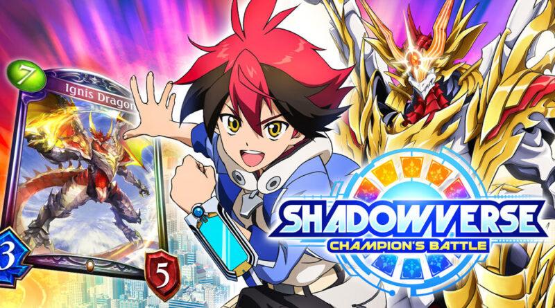 Shadowverse: Champion's Battle annunciata una demo giocabile e il preordine digitale nel Nintendo eShop