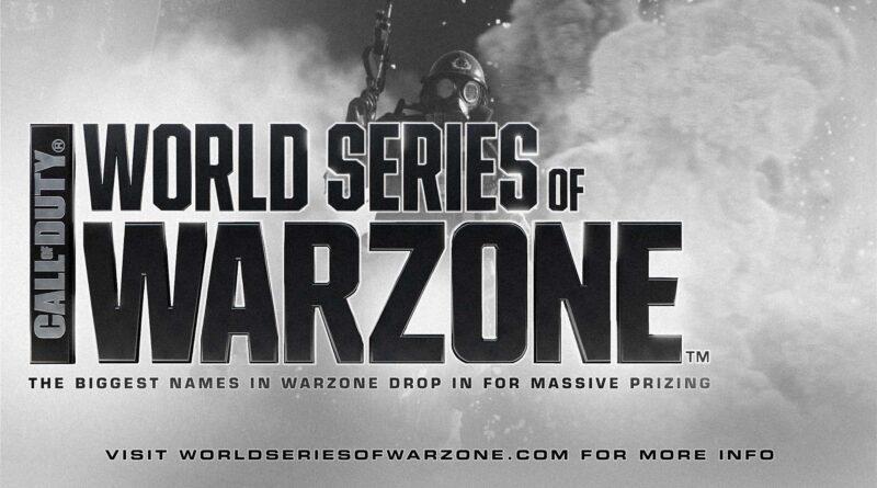 Cominciano oggi le Finals della Warzone European Summer Series