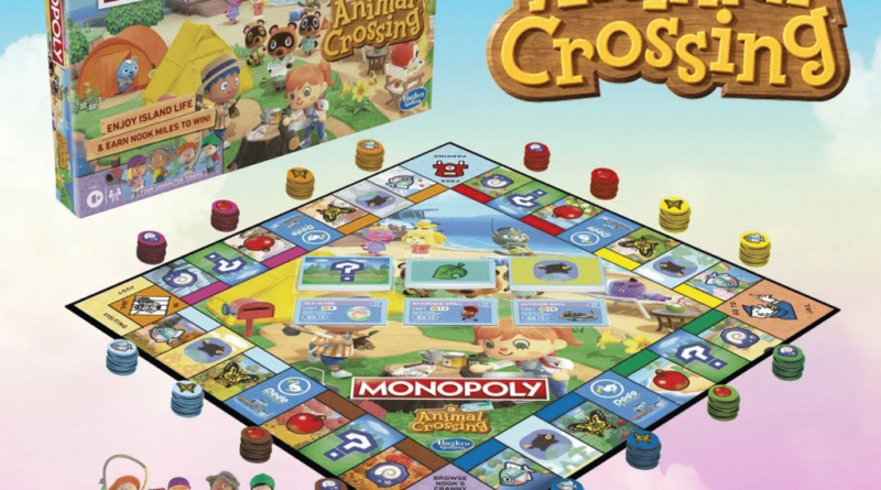 Monopoly Animal Crossing in arrivo a settembre.