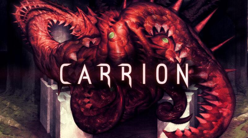 CARRION è ora disponibile su PlayStation