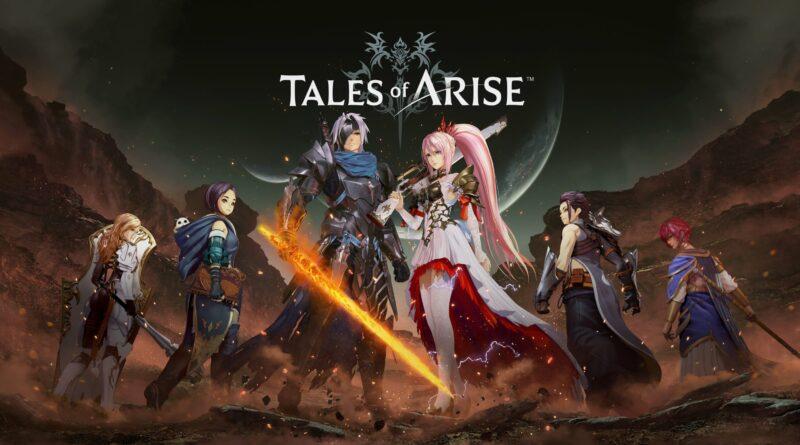 Tales of Arise è disponibile da oggi per PlayStation 4, PlayStation 5, Xbox One, Xbox Series X|S e PC.