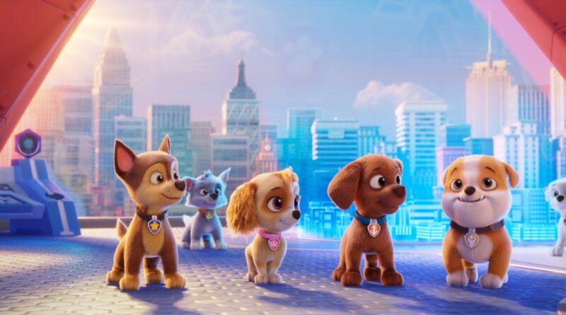 Paw Patrol The Movie Adventure City Calls - Recensione