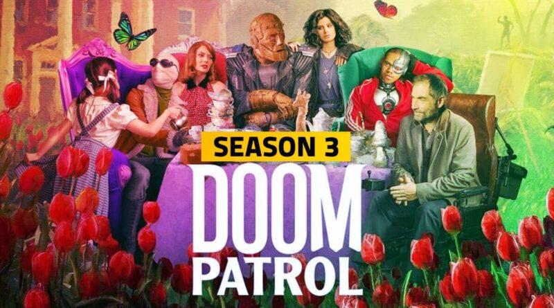 Doom Patrol: svelata la data di uscita nel teaser trailer