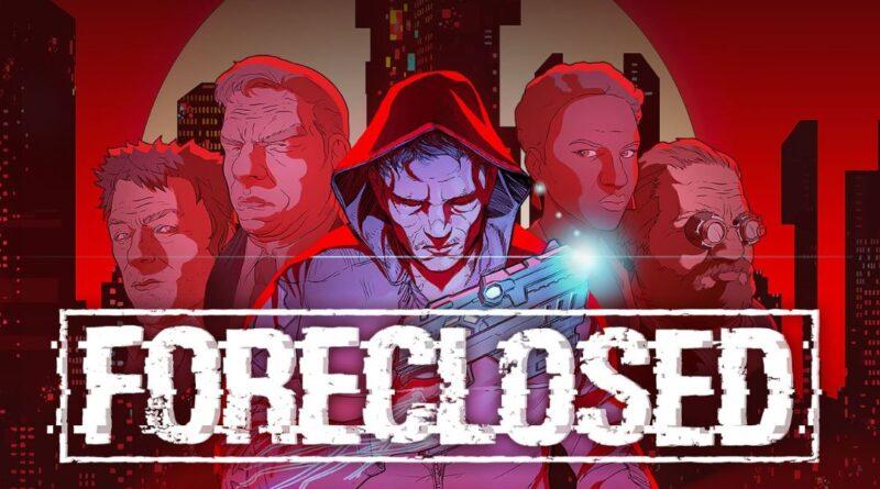 Foreclosed - Un gioco tutto italiano - Recensione