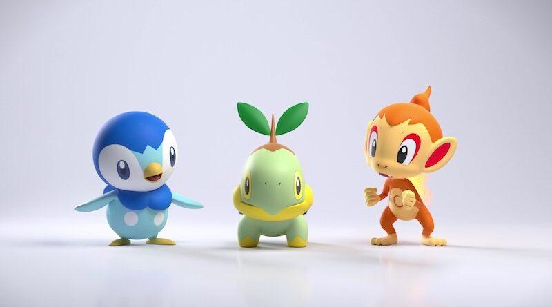 Pokemon Diamante Lucente Perla e Pokemon Splendete