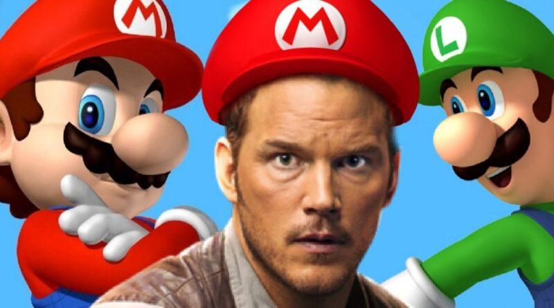 """Super Mario – Il cast del film fa """"ridere"""" il web."""