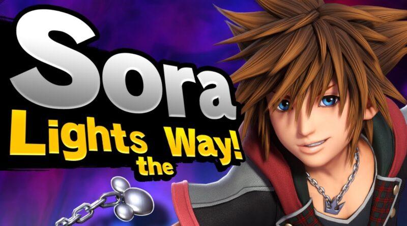 RUMOR – Sora sarà l'ultimo personaggio di Super Smash Bros. Ultimate?