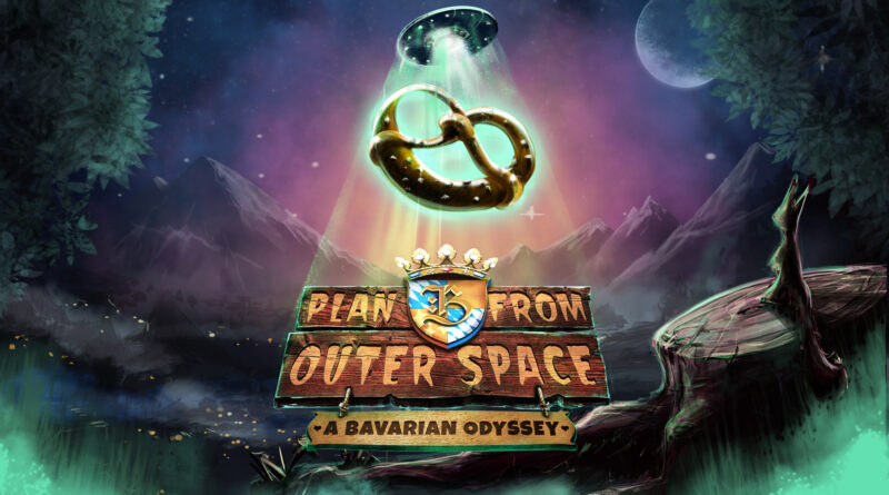 Aiuta gli alieni a fuggire dalla Germania rurale in Plan B From Outer Space: A Bavarian Odyssey, in arrivo il 28 ottobre