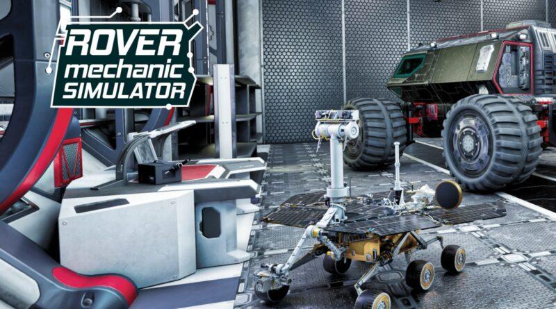 Rover Mechanic Sim in arrivo su Xbox