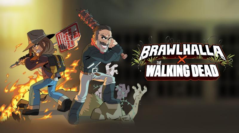 Negan e Maggie di The Walking Dead da oggi in Brawlhalla