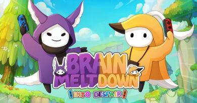 Brain Meltdown: Into Despair