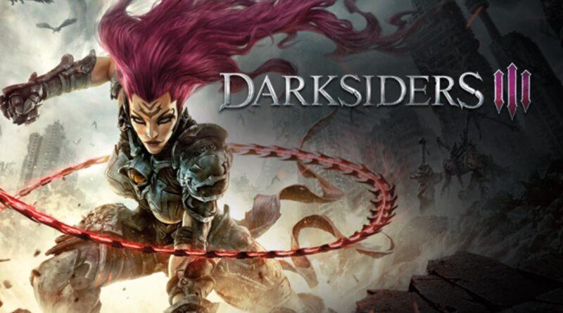 Darksiders III - Fury e il suo spettacolare mondo - Recensione