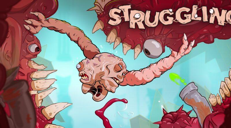 Struggling: un gioco completamente folle - Recensione