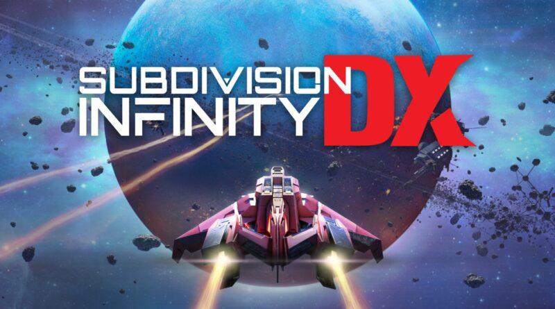 Subdivision Infinity DX è ora disponibile su PS5!