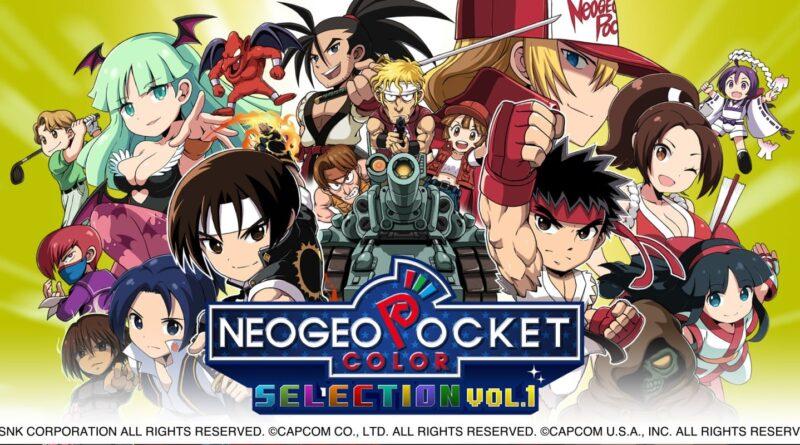 Neogeo Pocket Color Selection Vol 1 Steam Edition e SNK vs. CAPCOM: The Match of the Millennium disponibile oggi su Steam