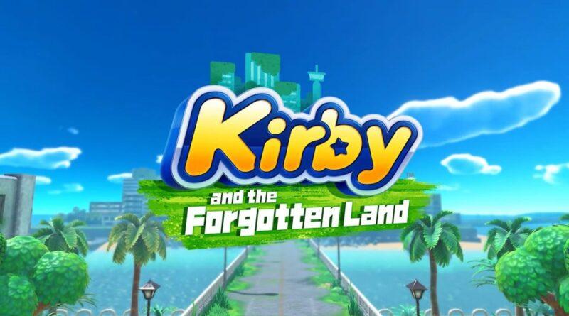Kirby e la terra dimenticata uscirà nella primavera del 2022