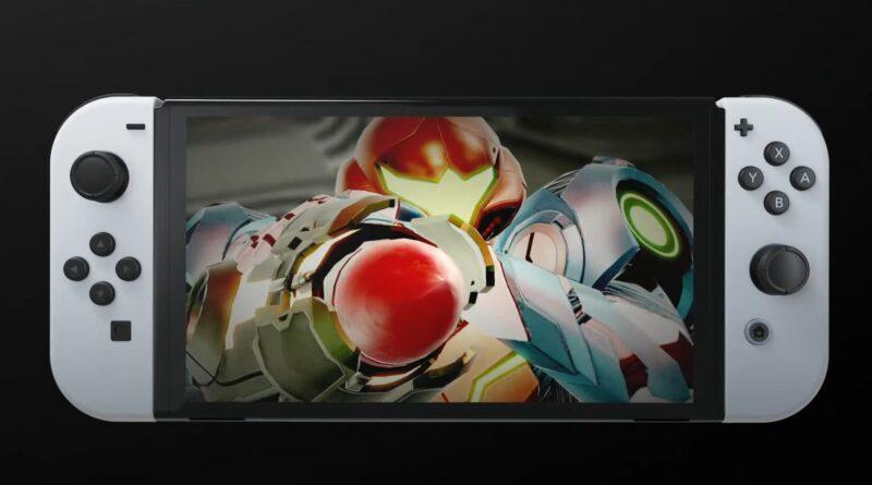 Metroid Dread si mostra su Nintendo Switch OLED