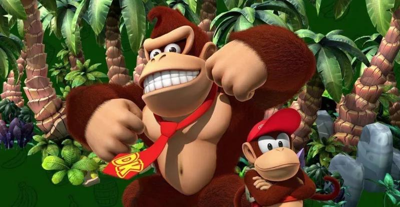 Super Nintendo World – Annunciata l'area di Donkey Kong.