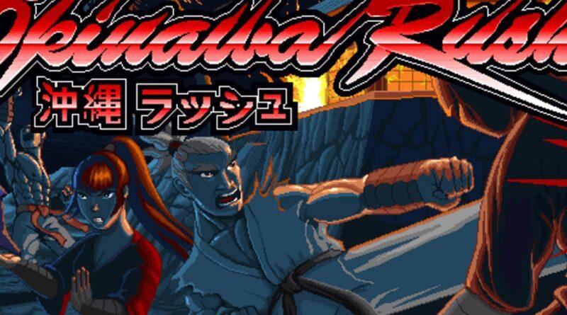 Okinawa Rush è in arrivo su PS4 e Nintendo Switch.