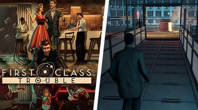 First Class Trouble annunciato per PS5, guarda il nuovo trailer!