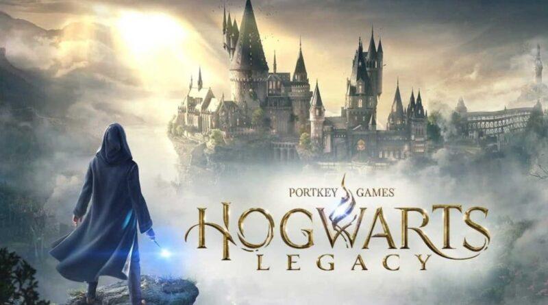 Hogwarts Legacy è in fase post-produzione