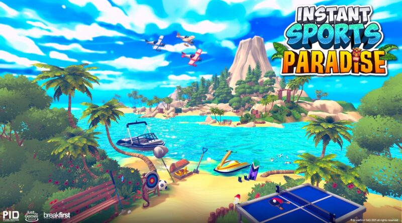 Instant Sports Paradise – Recensione (Nintendo Switch)
