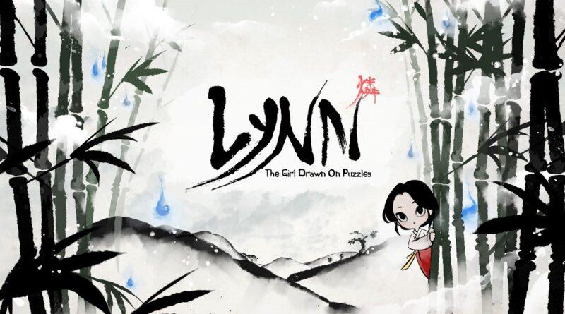 Annunciato Lynn: The Girl Drawn on Puzzles su Nintendo Switch