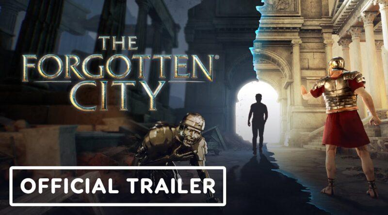 The Forgotten City - Cloud version è in arrivo oggi su Nintendo Switch