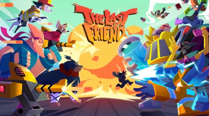 The Last Friend in arrivo il 30 settembre Demo disponibile ora!