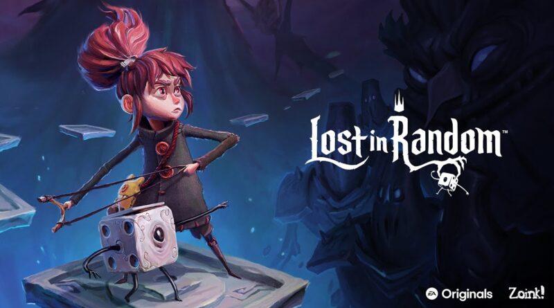 Lost in Random - Il Dado Oscuro - Recensione