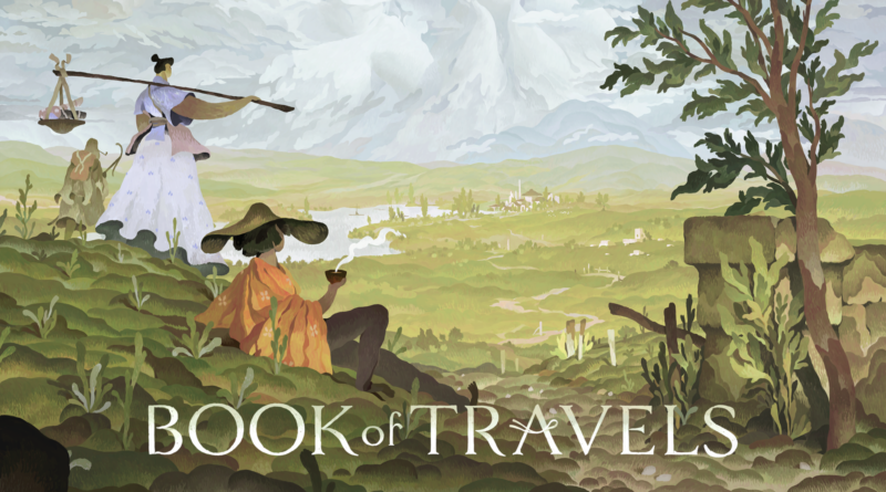 Book of Travels uscirà l'11 ottobre