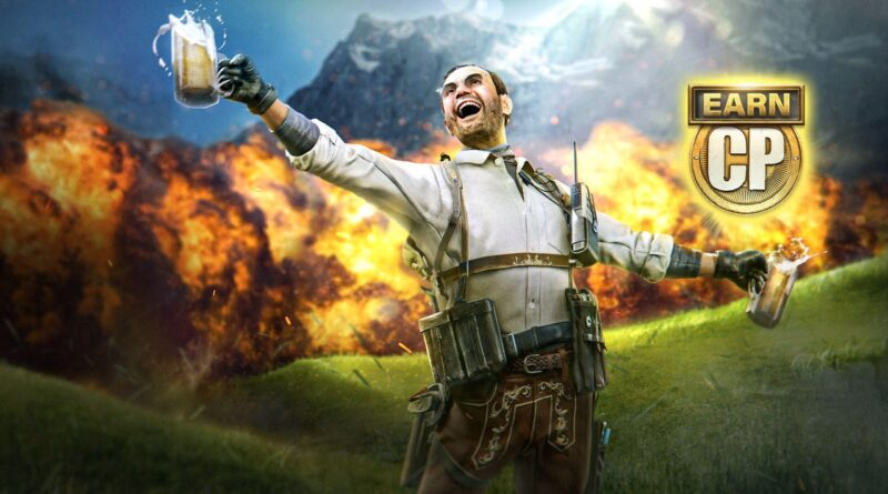 Arriva l'Oktoberfest arriva su Black Ops Cold War, Warzone e Call of Duty:Mobile.