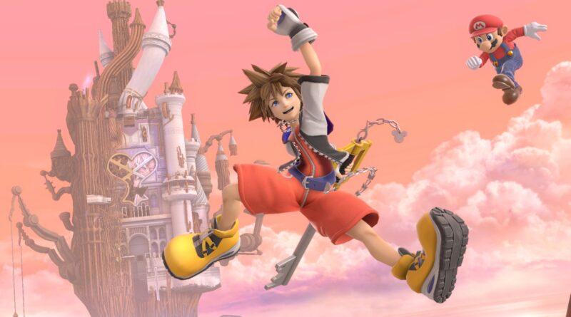 Super Smash Bros. Ultimate – L'aggiunta di Sora è avvenuta per pura fortuna.