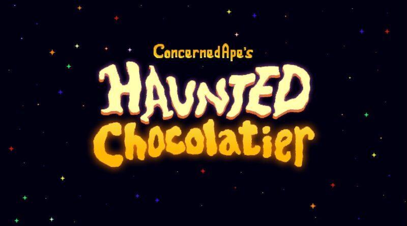 Annunciato Haunted Chocolatier, il nuovo gioco del creatore di Stardew Valley.