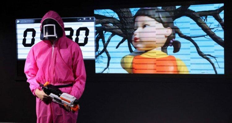 Squid Game rischia la censura in Italia.