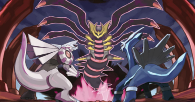 Pokemon Diamante Lucente e Perla Splendente