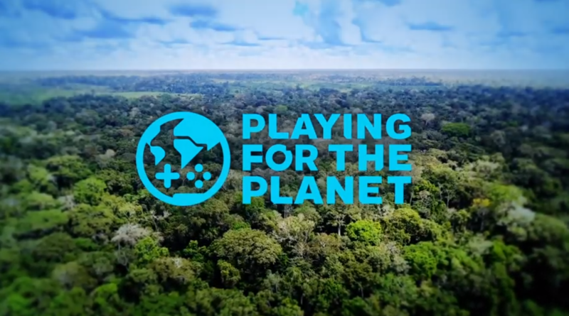 BANDAI NAMCO Entertainment Inc. ha annunciato il suo ingresso in Playing for the Planet Alliance