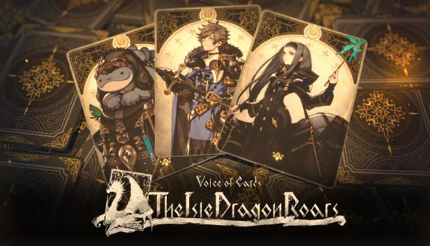 Voice of Cards: The Isle Dragon Roars: in arrivo su Nintendo Switch!